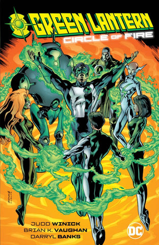 GREEN LANTERN: CIRCLE OF FIRE TPB