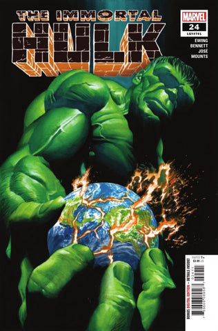 THE IMMORTAL HULK (2018) #24