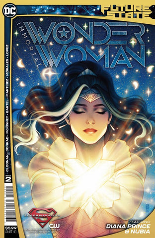 FUTURE STATE: IMMORTAL WONDER WOMAN (2021) #2