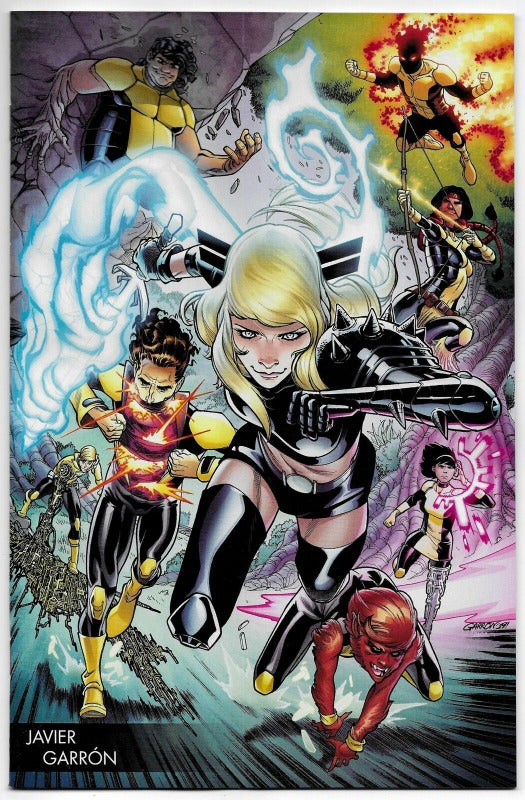 NEW MUTANTS (2019) #1 YOUNG GUNS VARIANT
