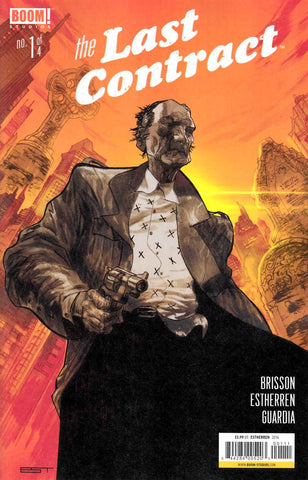 THE LAST CONTRACT (2016) #1