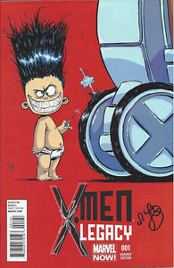 X-MEN LEGACY (2012) #1 SKOTTIE YOUNG VARIANT