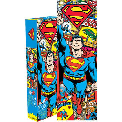 DC COMICS - RETRO SUPERMAN 1000 PIECE PUZZLE