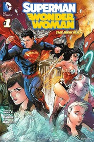 SUPERMAN/ WONDER WOMAN #1