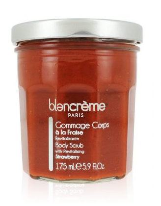 "Exfoliant Corps "" Gommage "" Fraise"