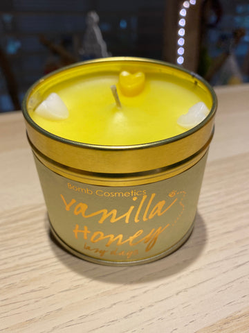 Bougie Vanilla Honey