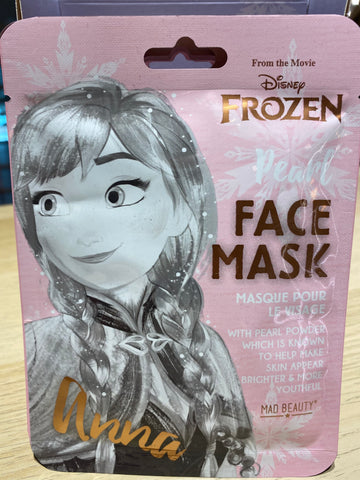 Masques Adultes Disney Reine des Neiges Anna