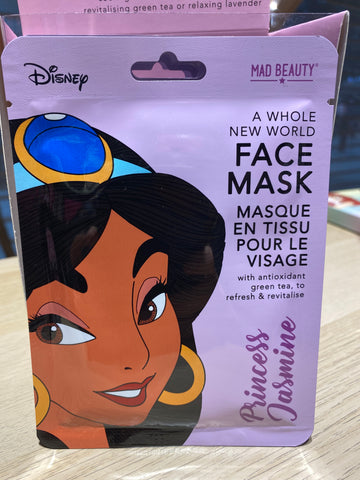 Masques adultes Disney Princesse Jasmine