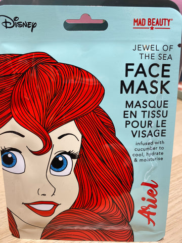 Masques Adultes Disney Princesse Ariel