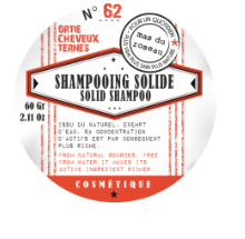 Shampoing Solides Ortie