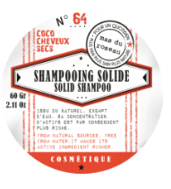 shampoing Solide Coco