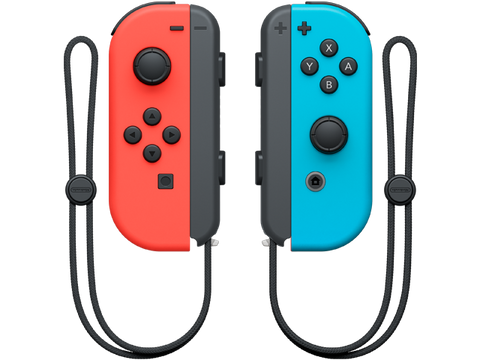 Red vs Blue (L/R) Controller