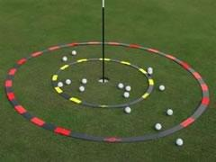 Eyeline Golf Target Circle 6 Foot