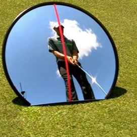 Eyeline 360 Degree Mirror for Full Swing & Putting