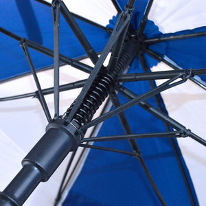 "PGA Tour 62"" Double Canopy Windproof Umbrella"