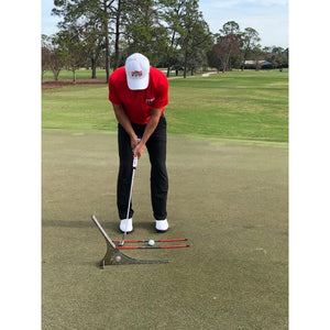 The Perfect Putter Putting Swing Arc
