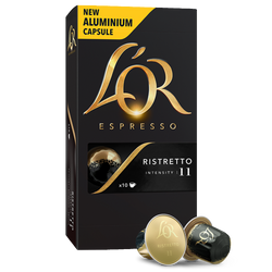 L'OR Espresso Ristretto - Intensity 11