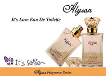 Load image into Gallery viewer, Alyson Eau De Toilette It's Love & It's Sense Series Perfume | Fragrance Extracts Perfume
