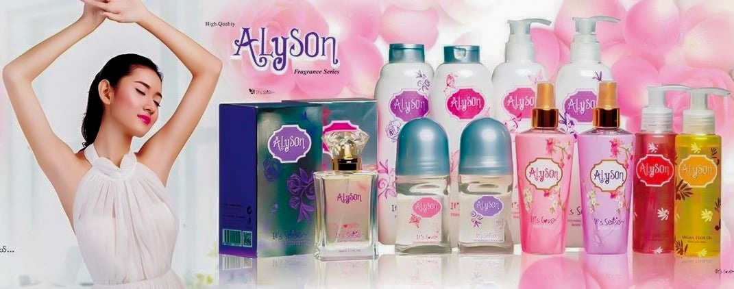 Alyson It's Sense 5-Plant Extract Body Mist | 24-Hrs Fresh Body Perfume 4.5oz