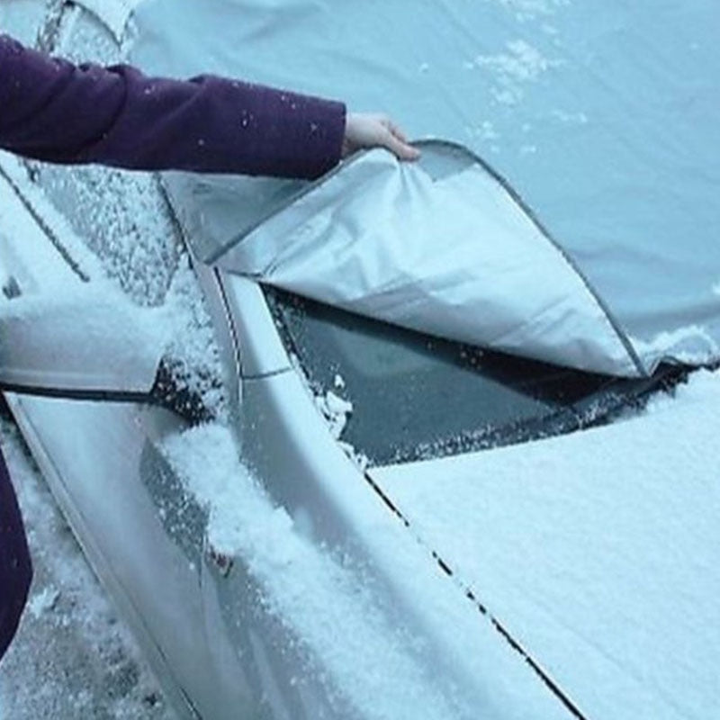 Universal Windshield Protection Cover(frost, snow, sun...)