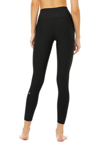 Alo Yoga 7/8 Airlift Legging ~ Black