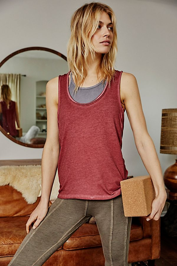 Free People Back Country Tank