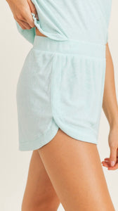 Tulip Short ~ Mint