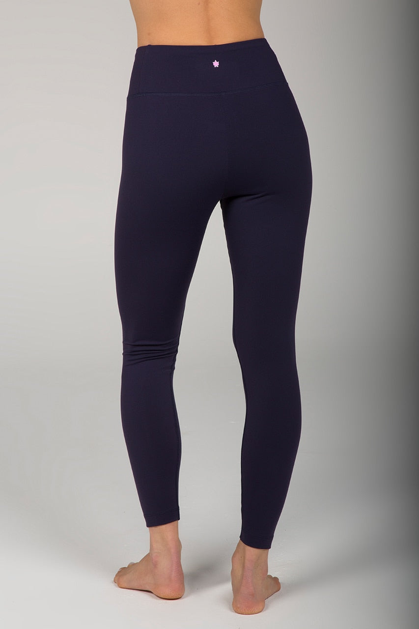 KiraGrace Ultra Highwaist 7/8 Leggings~ Navy