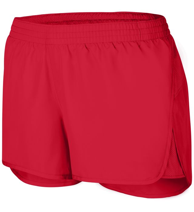 Wayfarer Running Shorts ~ Red