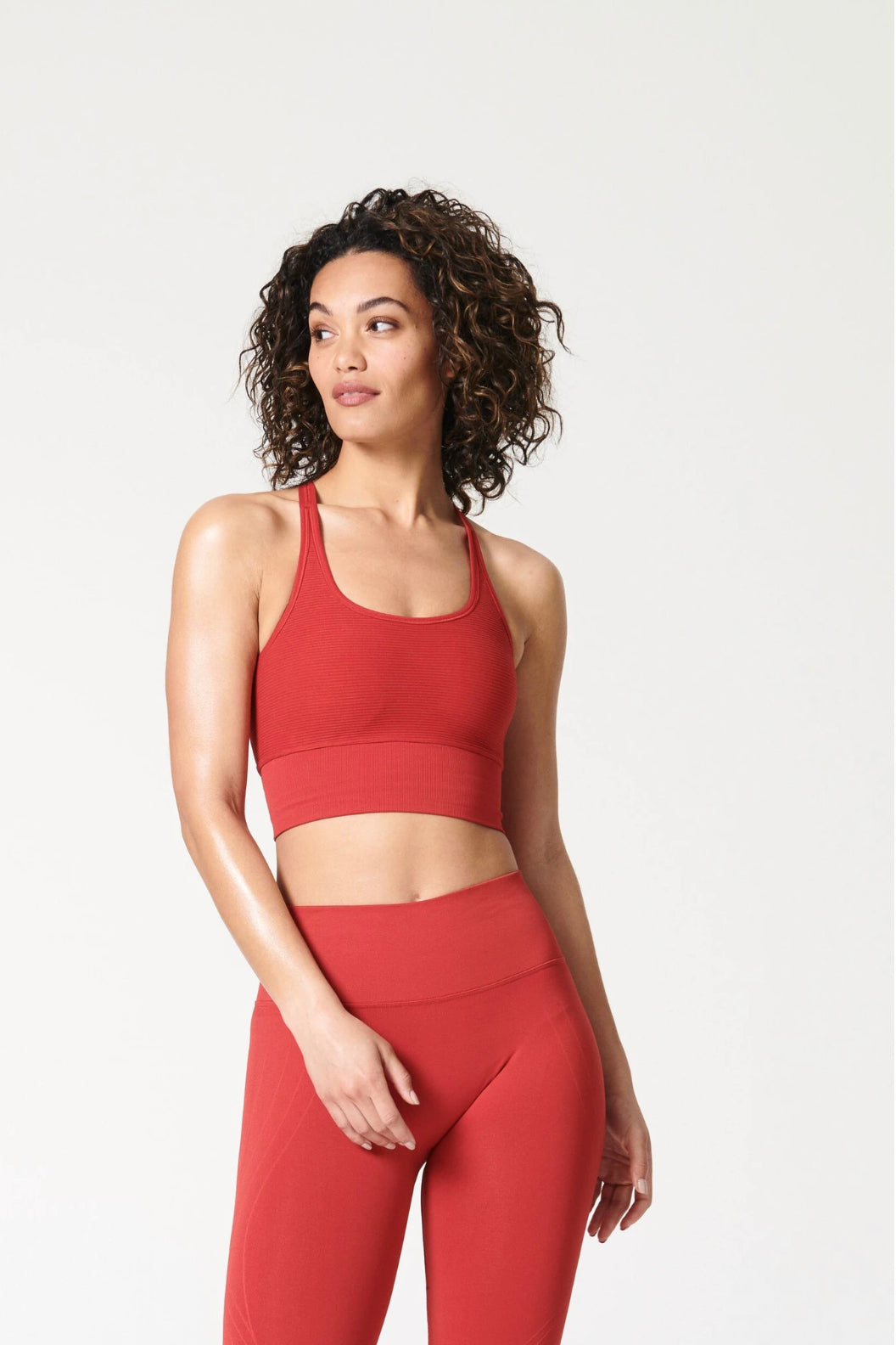 Nux Active Shapeshifter Crop ~ Lover