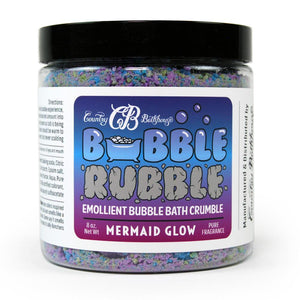 Bubble Rubble - Mermaid Glow