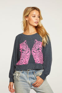 Reflected Wildcat Pullover