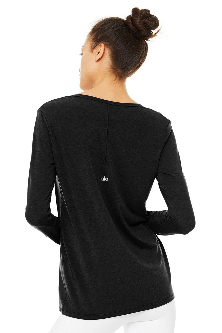 Motion Long Sleeve Black