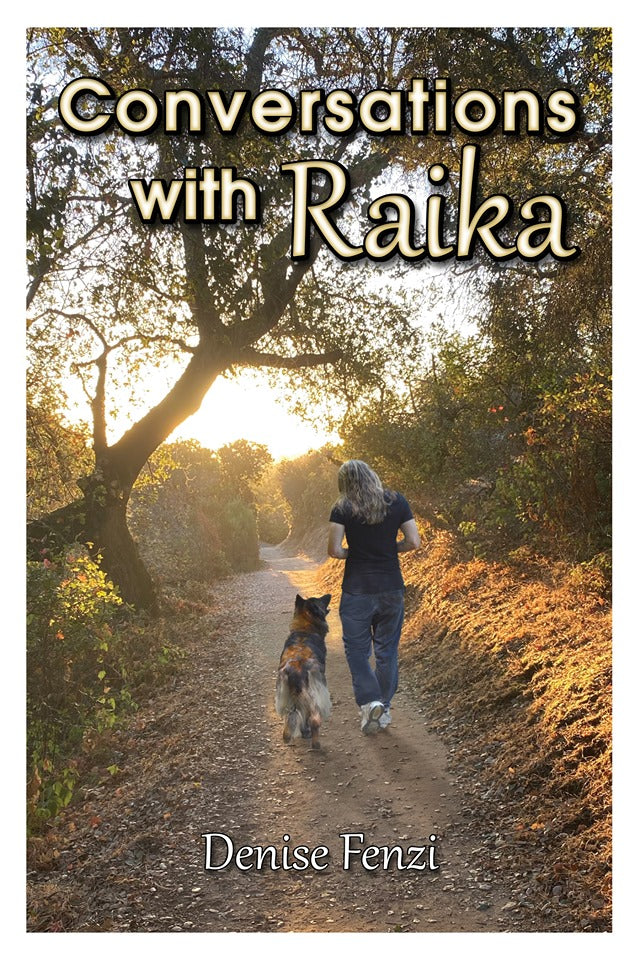 Pre-orders Open!  Conversations with Raika