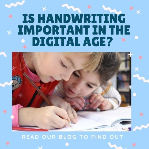Is Handwriting Important in the Digital Age?