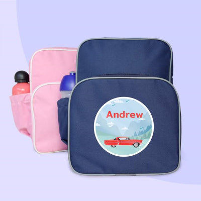 Fun and Function of Personalised School Bags