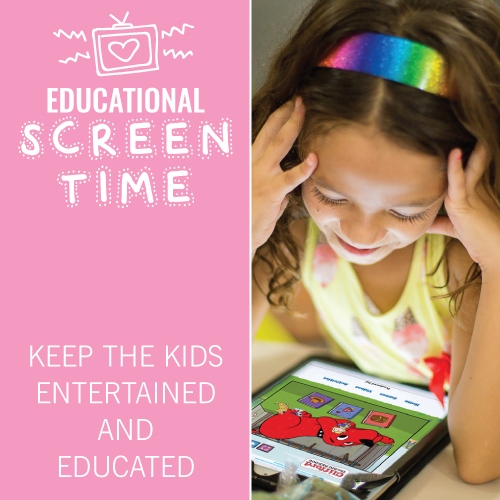 Screen Time - The Educational Side