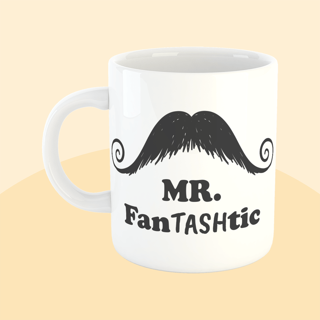Mug - Mr fantashtic