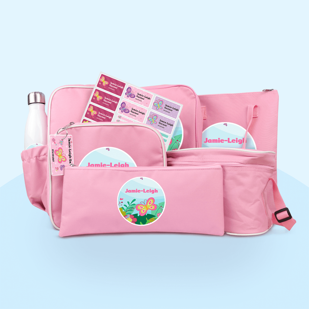 Bundle Pack - Pink - Back2School