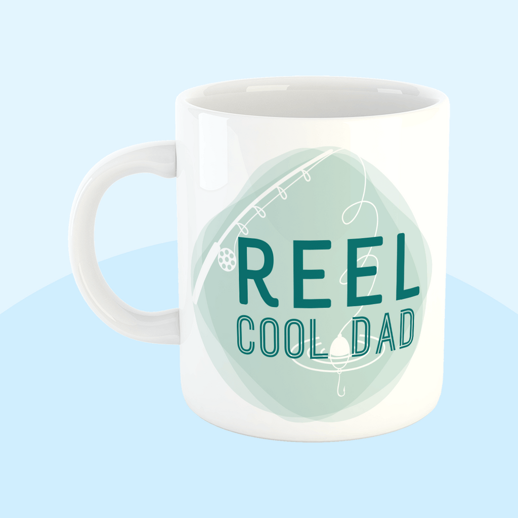 Mug  - Reel Cool Dad