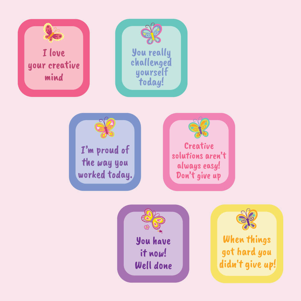 Butterfly - Growth Mindset