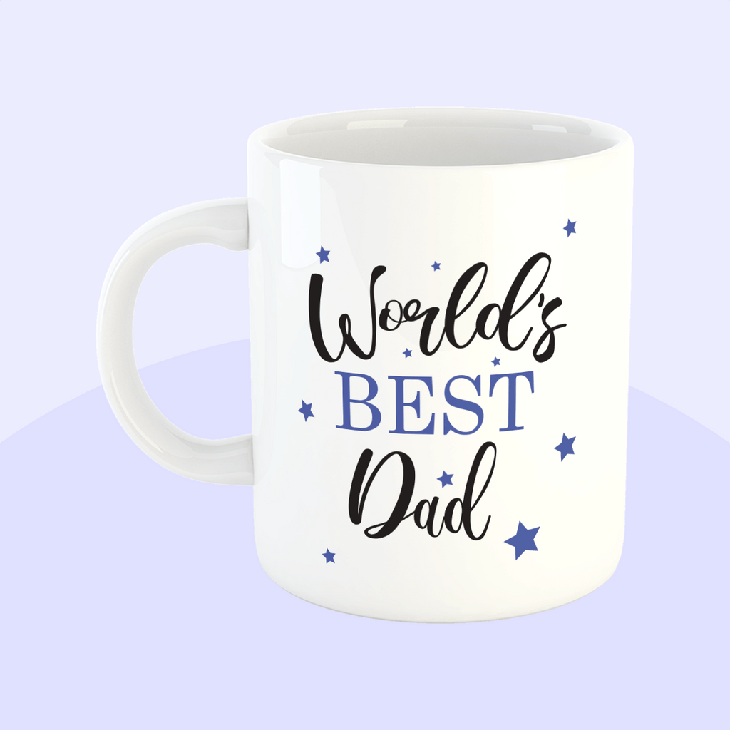 Mug - Worlds Best Dad