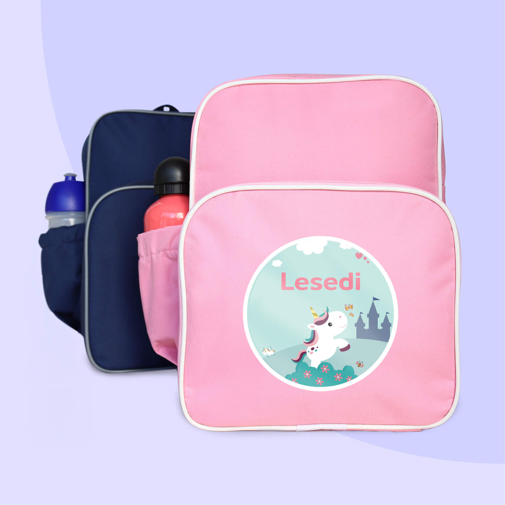 Kiddies Backpack - Pink