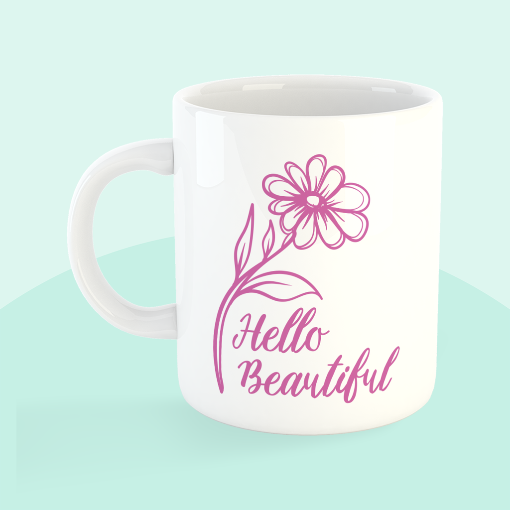 Mug - Hello Beautiful