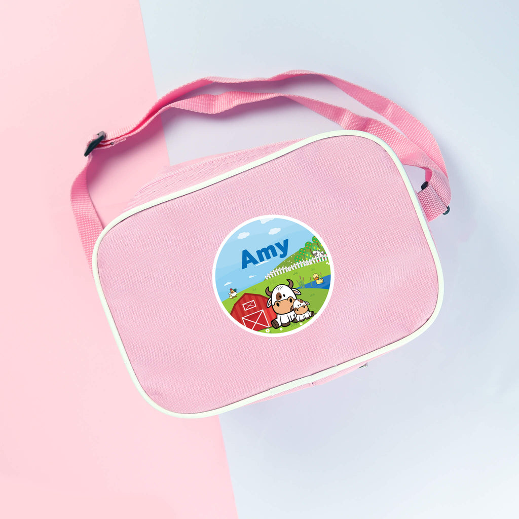 Lunch Bag - Pink