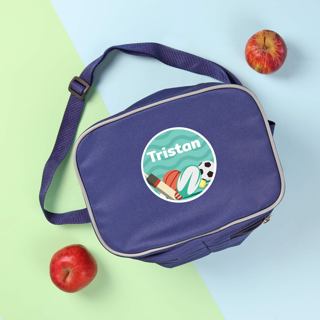 Lunch Bag - Blue