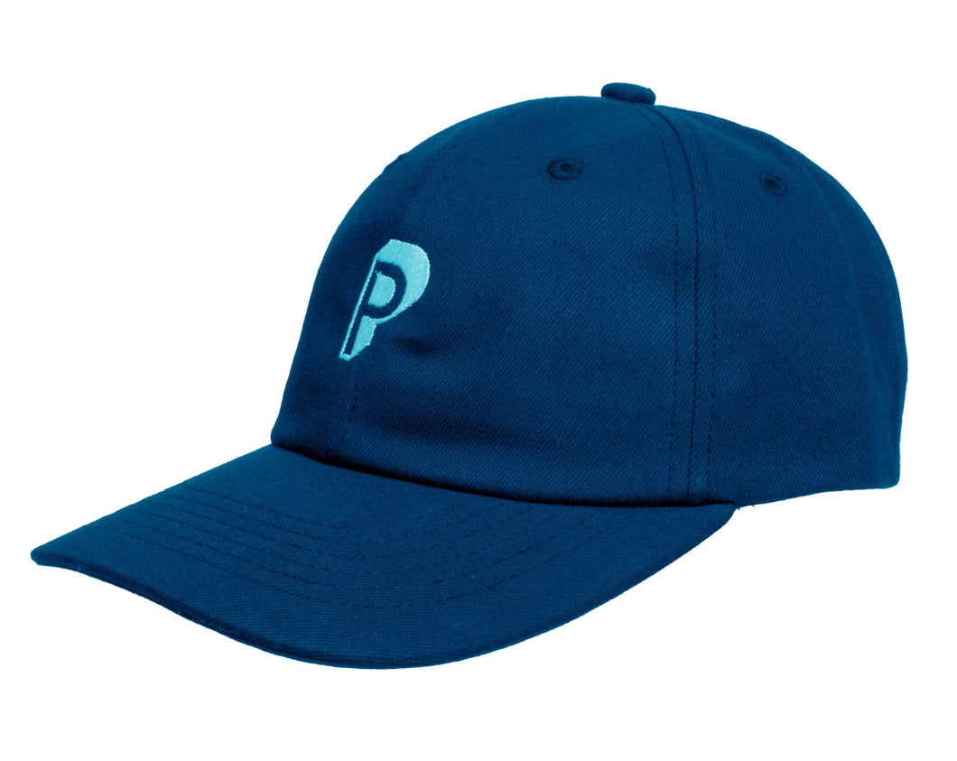 P Logo Dad Cap / Blue