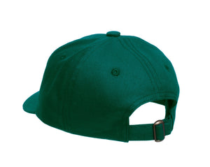 P Logo Dad Cap / Green