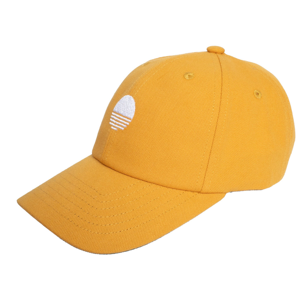 Sunrise Logo Cap - Yellow/Green