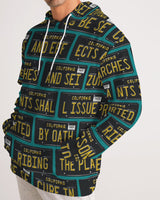 4th Amendment ALPR Print Unisex Hoodie